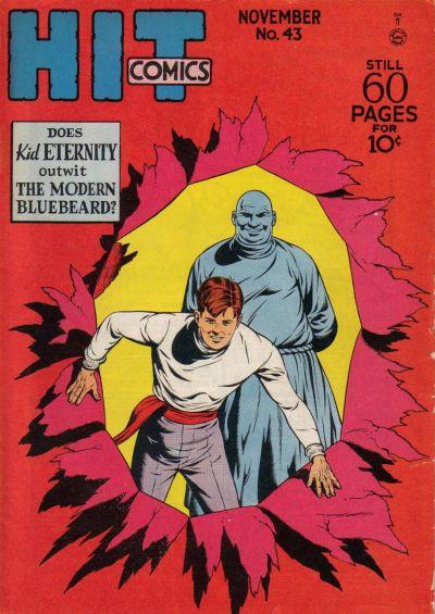 Hit Comics Vol 1 43