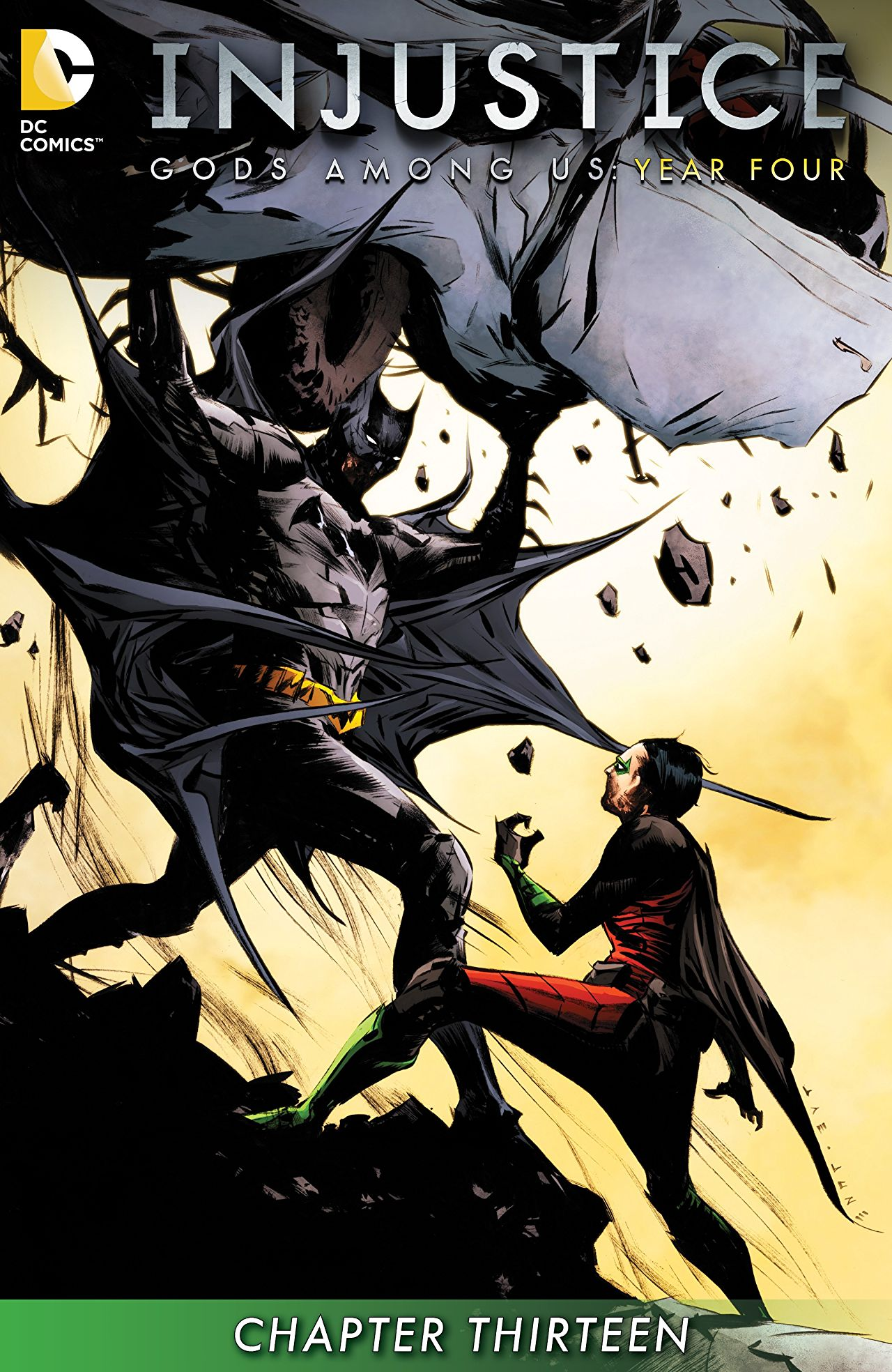Injustice: Gods Among Us: Year Four Vol 1 13 (Digital)