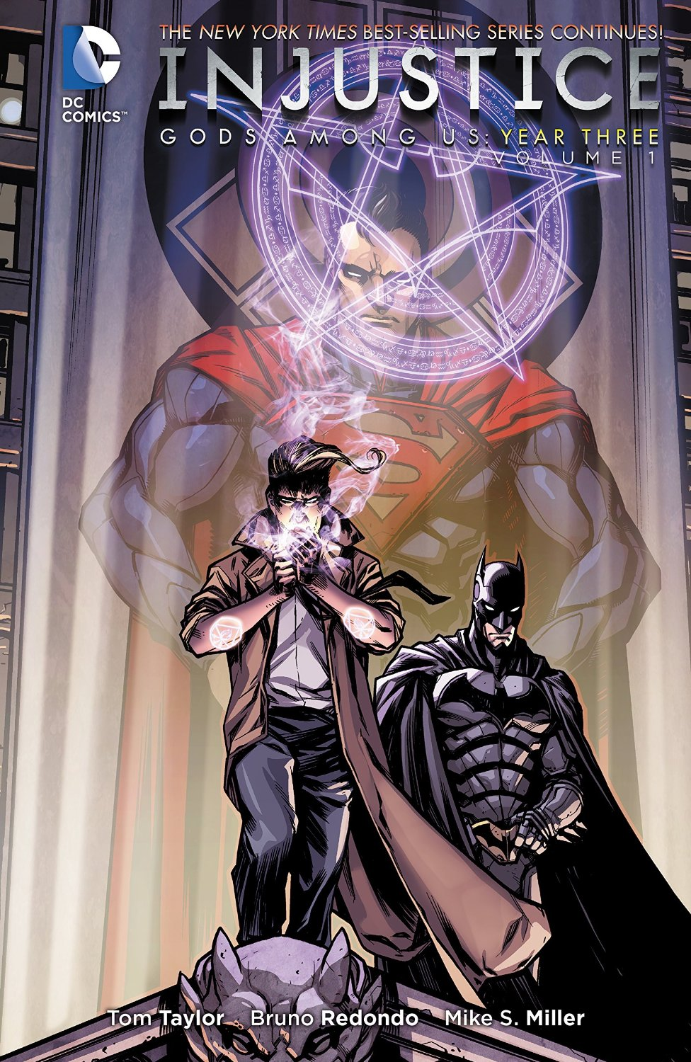 Injustice: Gods Among Us: Year Three Vol. 1 (Collected)