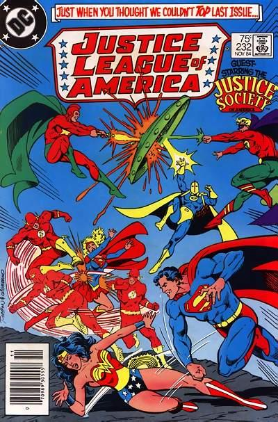 Justice League of America Vol 1 232