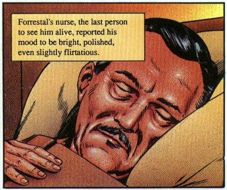 James Forrestal (JSA: The Golden Age)