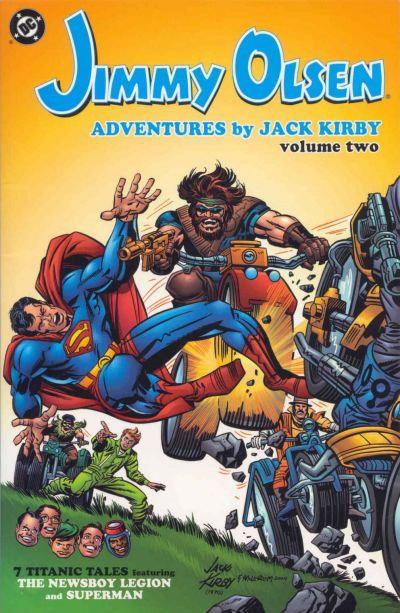Jimmy Olsen Adventures by Jack Kirby Vol 2.jpg