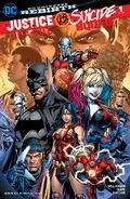 Justice League vs Suicide Squad Vol 1 1