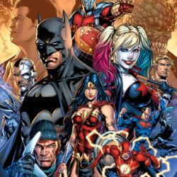 Justice League vs. Suicide Squad Vol 1 1