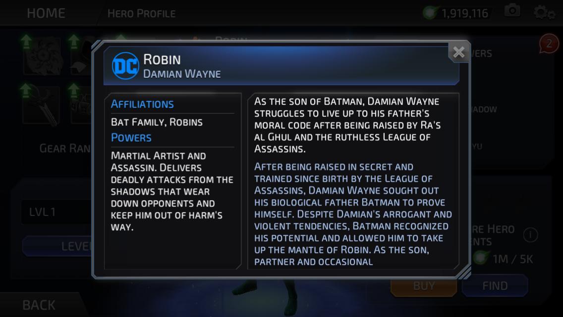 League of Assassins (DC Legends)