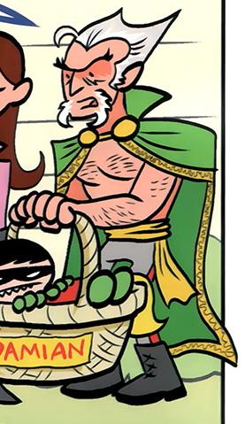 Ra's al Ghul (Tiny Titans)