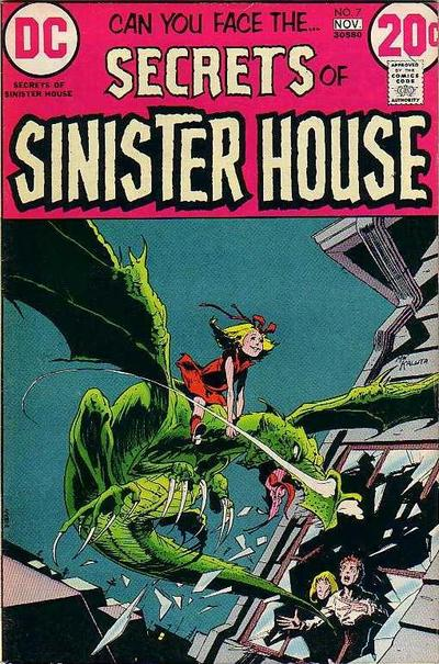 Secrets of Sinister House Vol 1 7