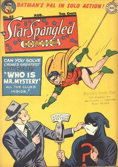 Star-Spangled Comics Vol 1 83