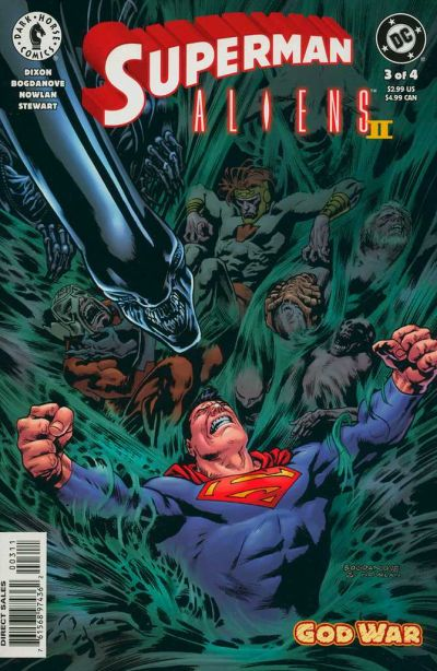 Superman/Aliens Vol 2 3