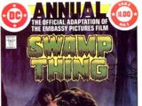 Swamp Thing Annual Vol 2 1