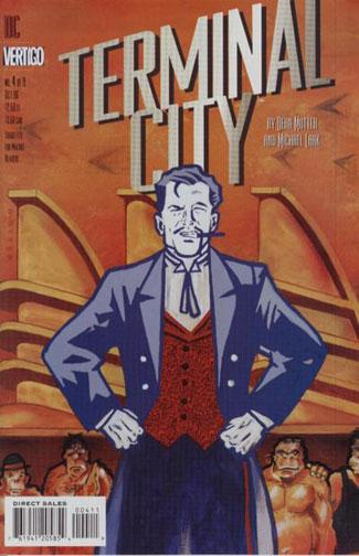 Terminal City Vol 1 4