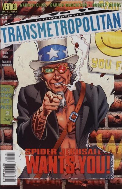 Transmetropolitan Vol 1 18