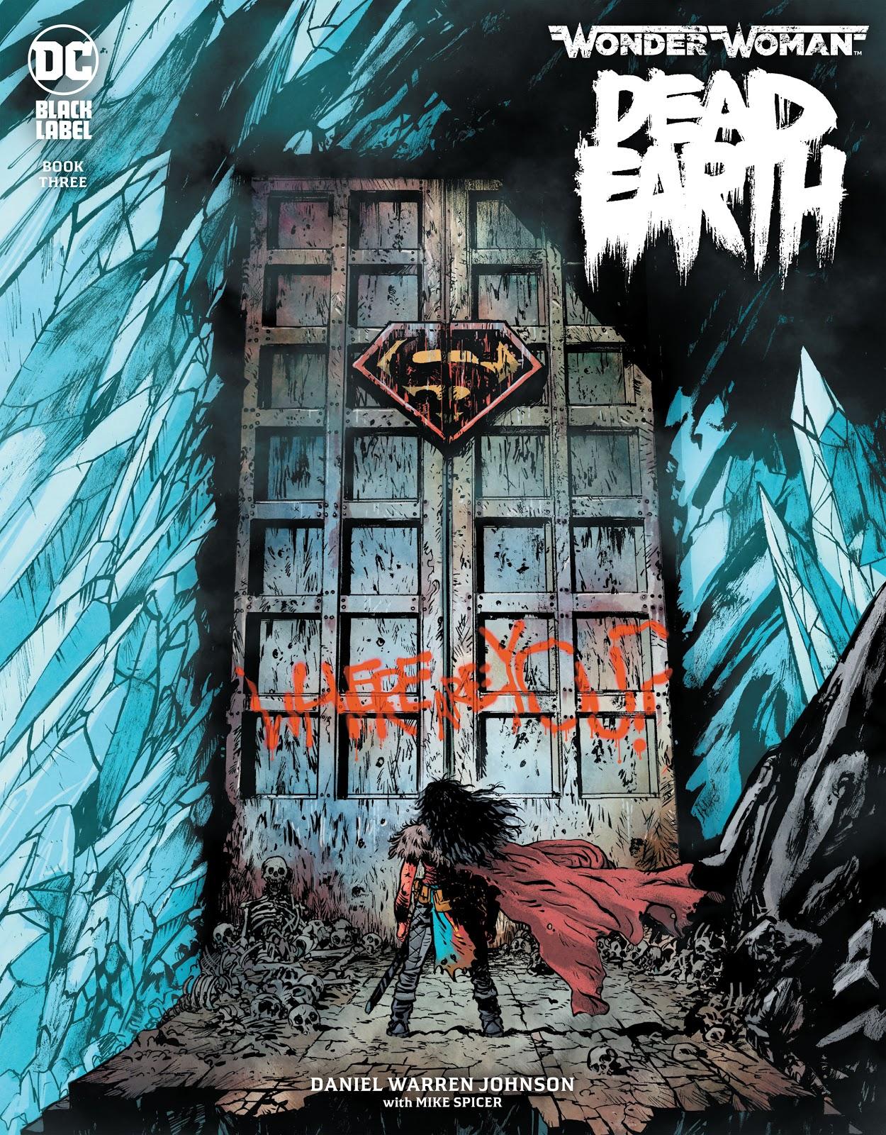 Wonder Woman: Dead Earth Vol 1 3