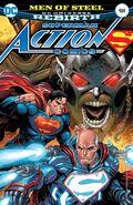 Action Comics Vol 1 969