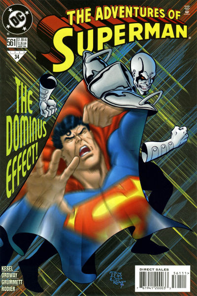 Adventures of Superman Vol 1 561