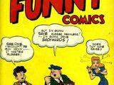 All Funny Comics Vol 1 1