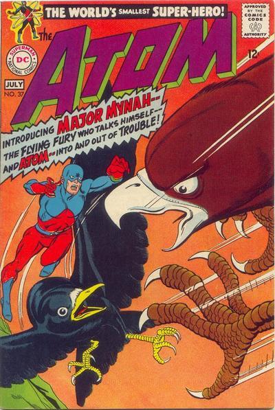 The Atom Vol 1 37