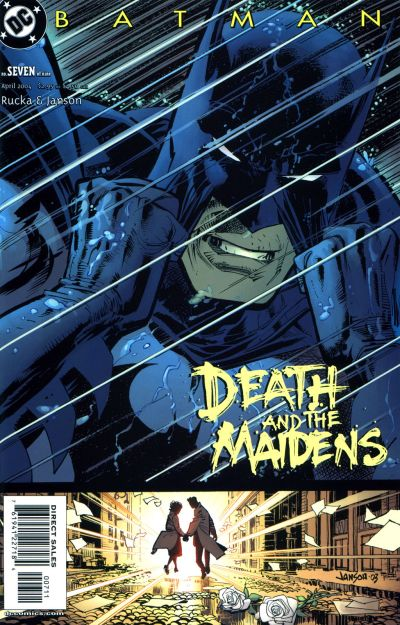 Batman: Death and the Maidens Vol 1 7