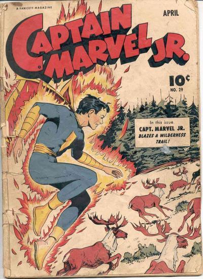 Captain Marvel, Jr. Vol 1 29
