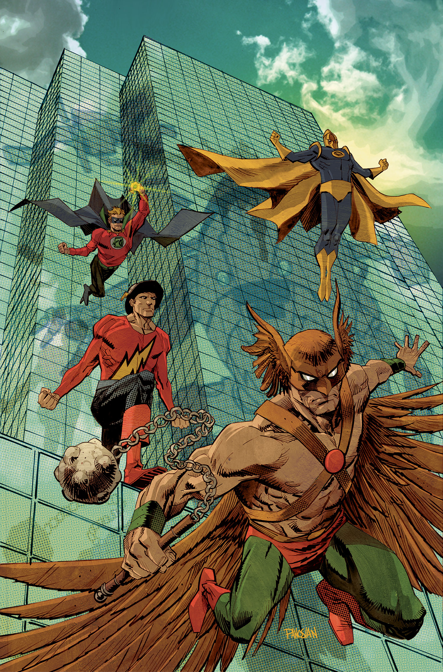 Convergence Justice Society of America Vol 1 2 Textless.jpg