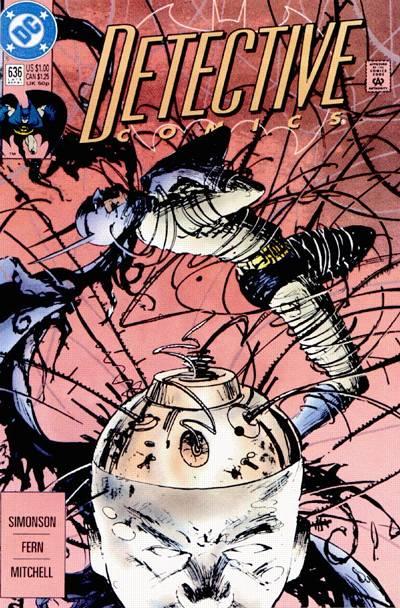 Detective Comics Vol 1 636
