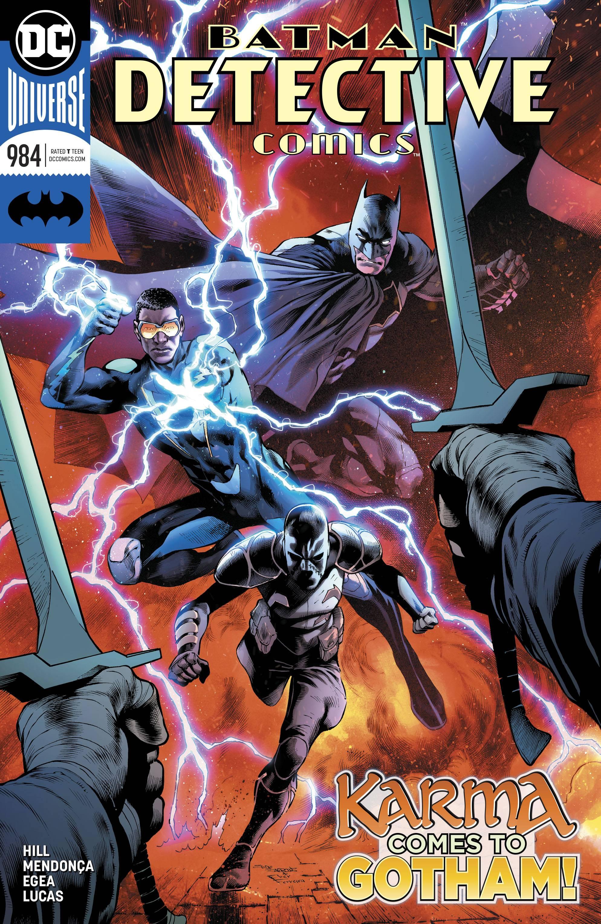Detective Comics Vol 1 984