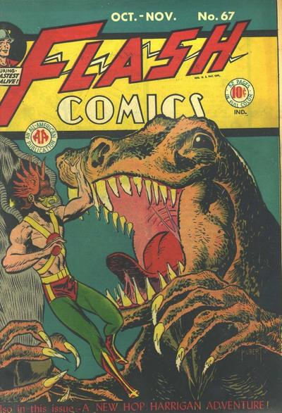 Flash Comics Vol 1 67