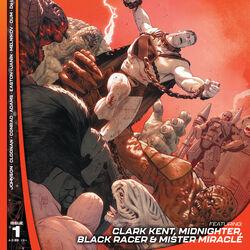 Future State: Superman: Worlds of War Vol 1 1