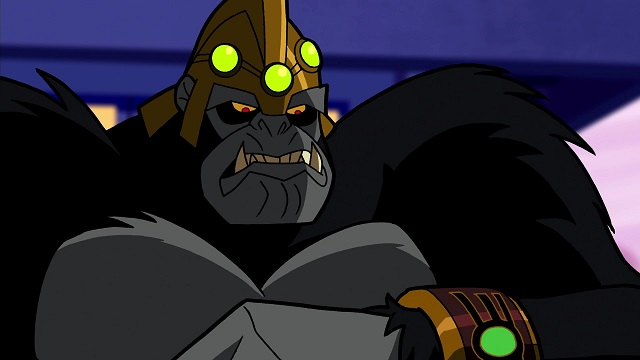 Gorilla Grodd (The Brave and the Bold)