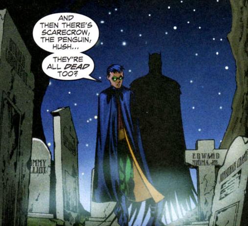Edward Nigma, Jr. (Titans Tomorrow)