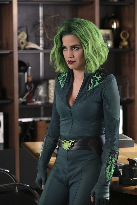 Green Fury (Powerless)