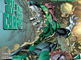 Green Lantern Corps Vol 3 19