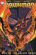 Hawkman Rise of the Golden Eagle