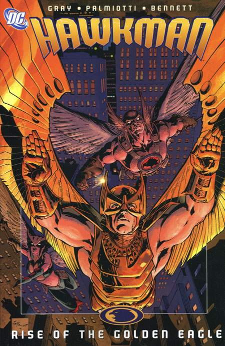 Hawkman: Rise of the Golden Eagle (Collected)