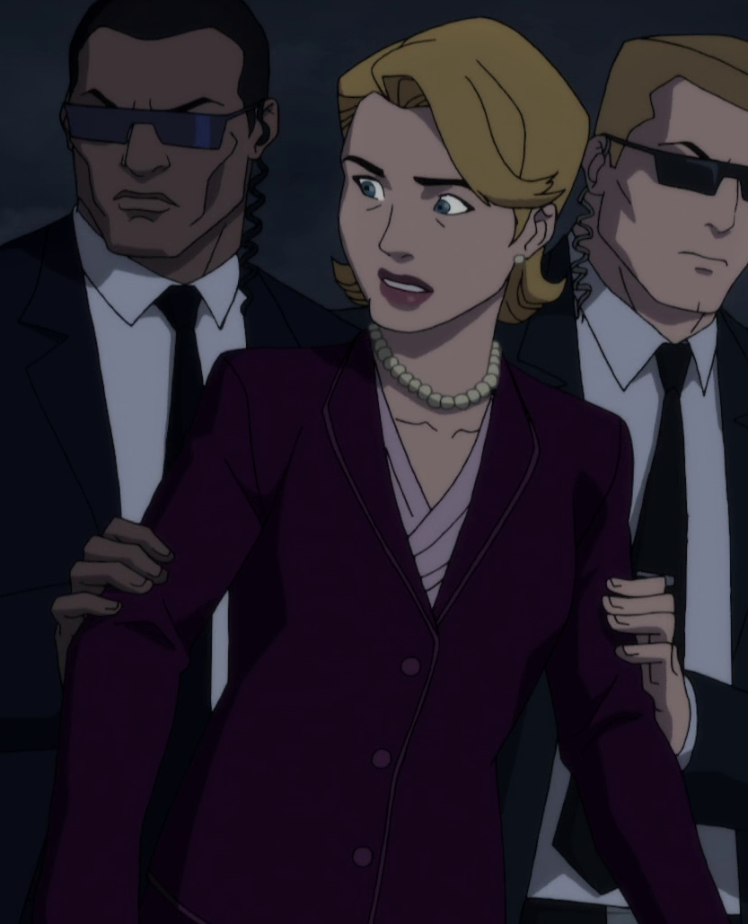 Joan Dale (DC Animated Movie Universe)