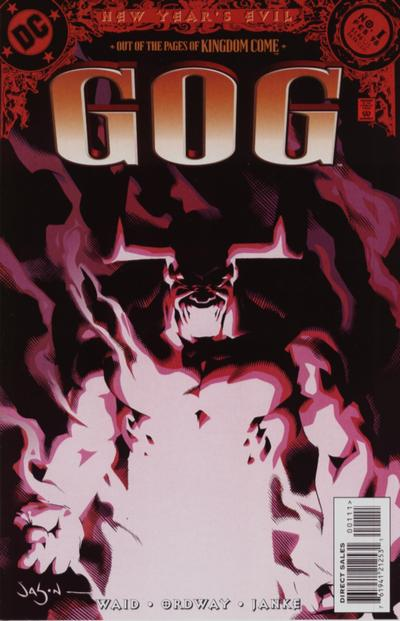 New Year's Evil: Gog Vol 1 1