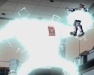 Overload (Teen Titans TV Series)