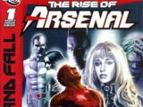 Justice League: The Rise of Arsenal Vol 1 1