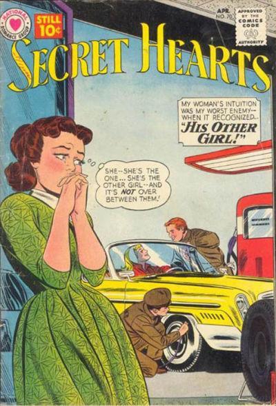 Secret Hearts Vol 1 70
