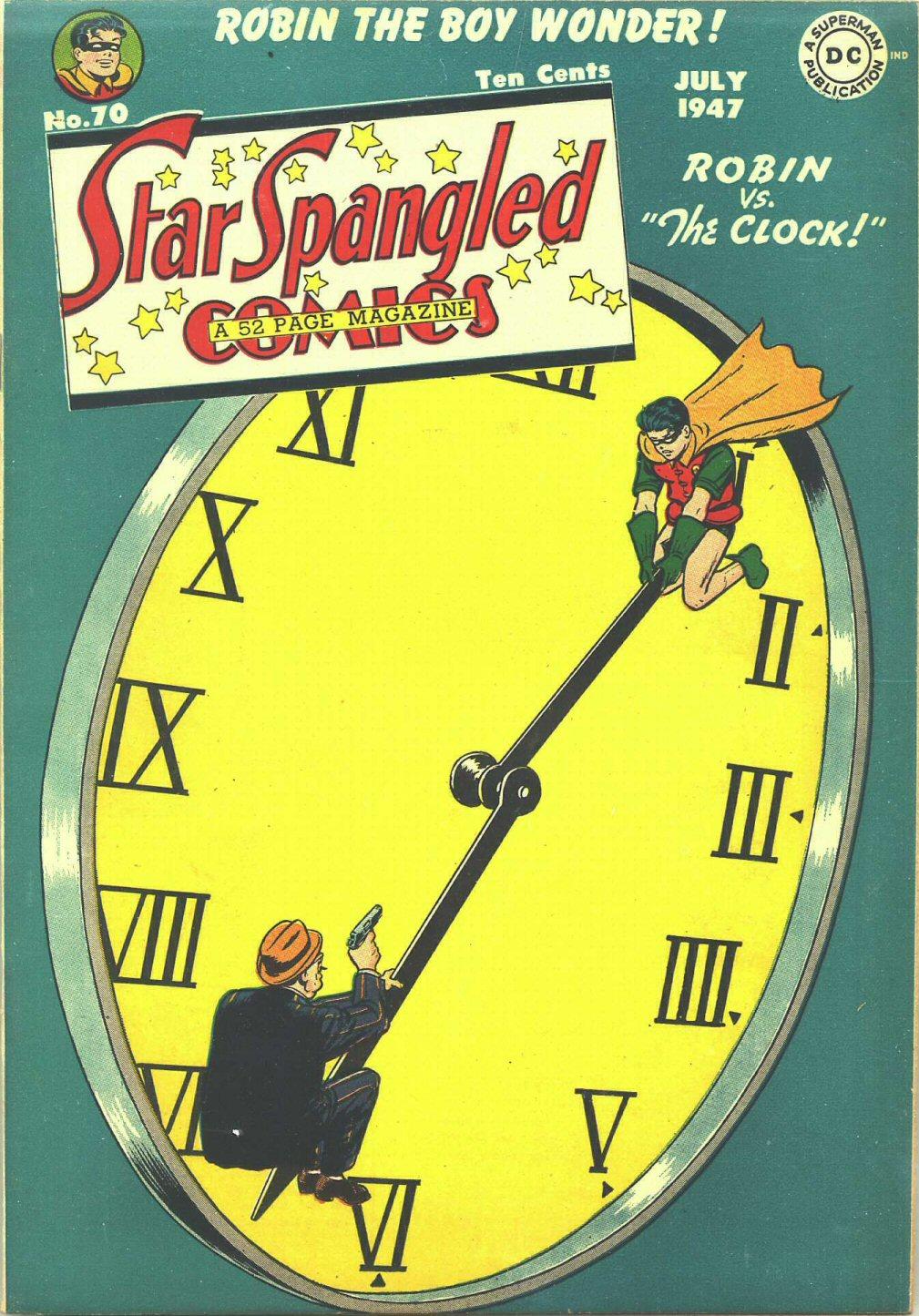 Star-Spangled Comics Vol 1 70