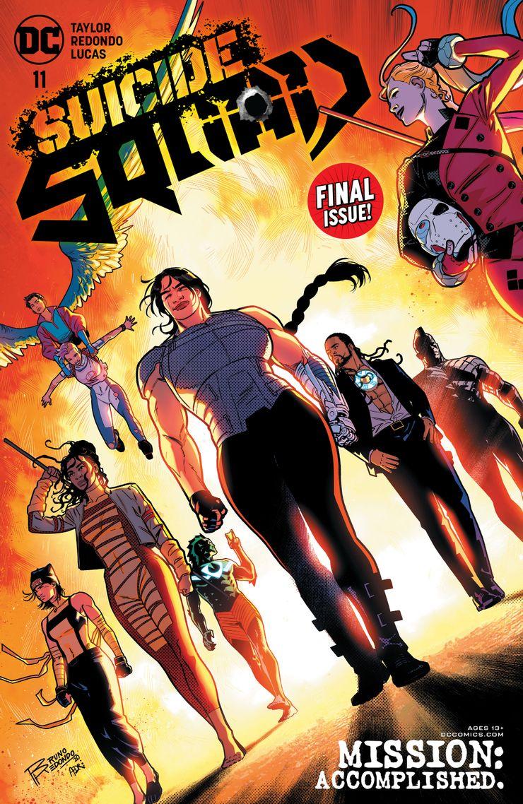 Suicide Squad Vol 6 11