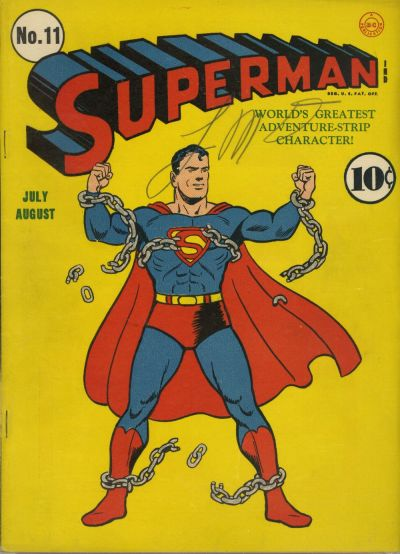 Superman Vol 1 11