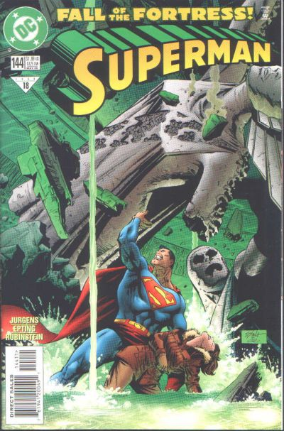 Superman Vol 2 144