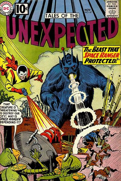 Tales of the Unexpected Vol 1 67