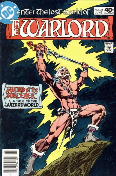 Warlord Vol 1 34