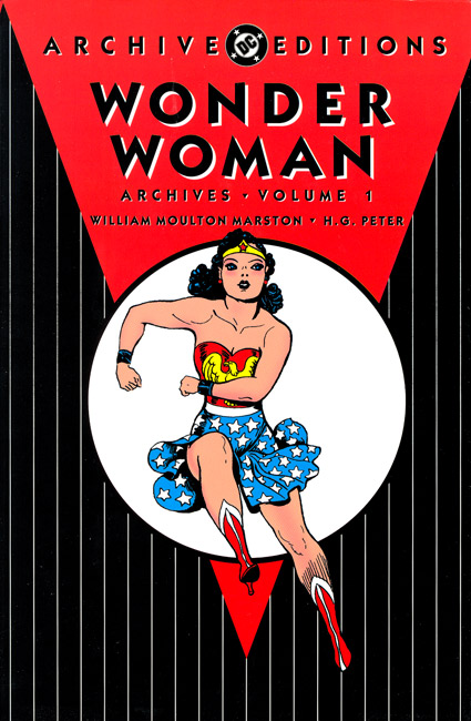 Wonder Woman Archives Vol. 1 (Collected)
