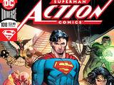 Action Comics Vol 1 1018