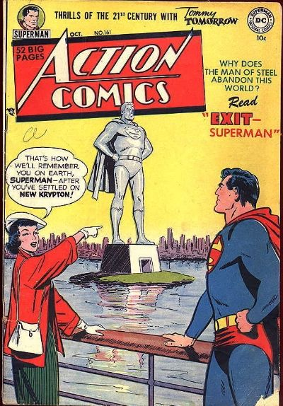 Action Comics Vol 1 161