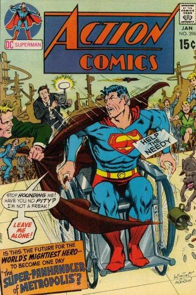 Action Comics Vol 1 396