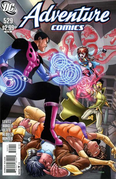 Adventure Comics Vol 1 529